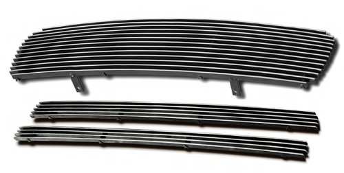 APS Compatible with 2006-2008 RAV4 Billet Grille Combo S18-A19876T