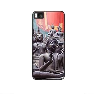 Vibhar printed case back cover for Xiaomi Mi 4i Bhuddism