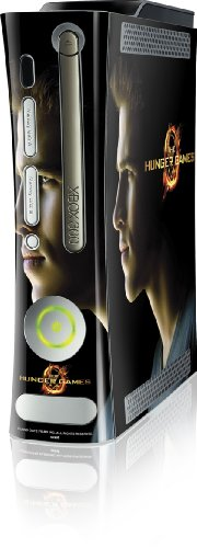 Skinit The Hunger Games -Gale Hawthorne Vinyl Skin for Microsoft Xbox 360 (Includes HDD)