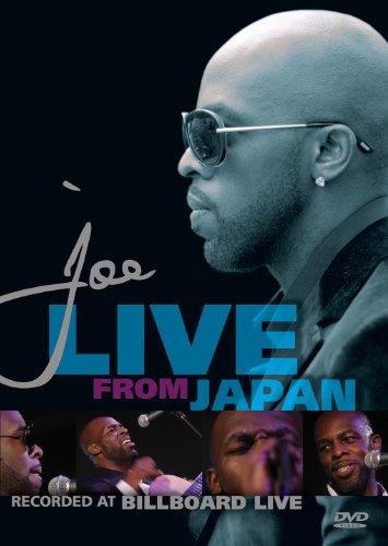 Joe Live From Japan