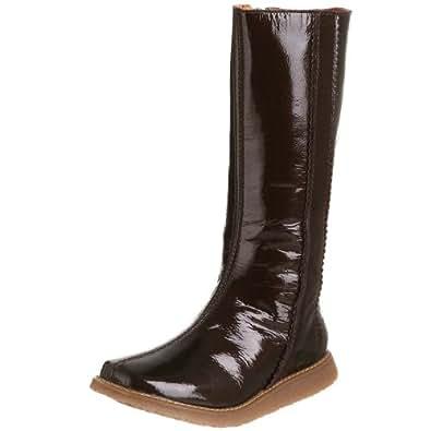 umi Little Kid/Big Kid Seraph Boot,Chocolate,31 EU (US Little Kid 13-13.5 M)