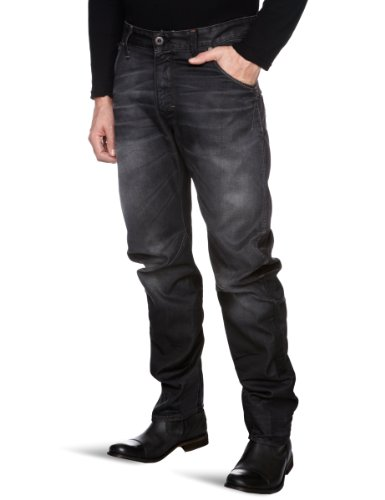 G-Star Arc 3D Loose Tapered Men's Jeans Rugby Wash W34INxL32IN