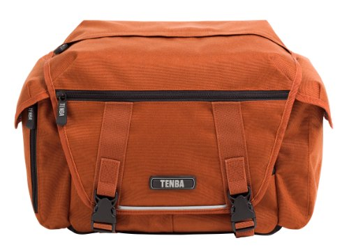 Tenba 638-344 Messenger Large Bag for Camera - Burnt Orange