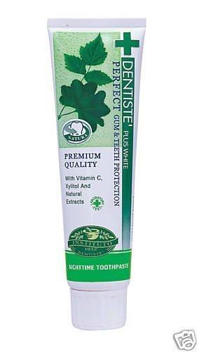 Dentiste Plus White Vitamin C & Xyitol Toothpaste 100 G Made In Thailand