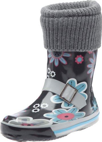 Be Only Anette, Stivali da pioggia ragazza, Multicolore (Multicolore), 22