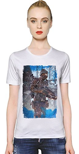Tom Clancy's The Division Warrior T-shirt donna XX-Large