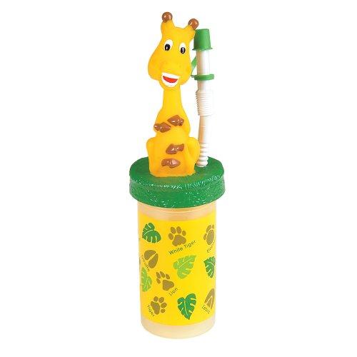 Wobbling Head Giraffe Sipper Cup - 1