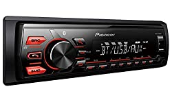 Pioneer MVH-289BT USB/AUX/BT Car Stereo (Single Din)