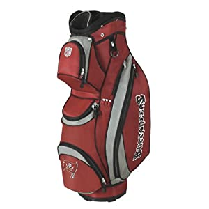 Wilson NFL Tampa Bay Cart Bag by Wilson