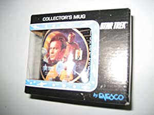 Star Trek Collector's Mug - Kirk