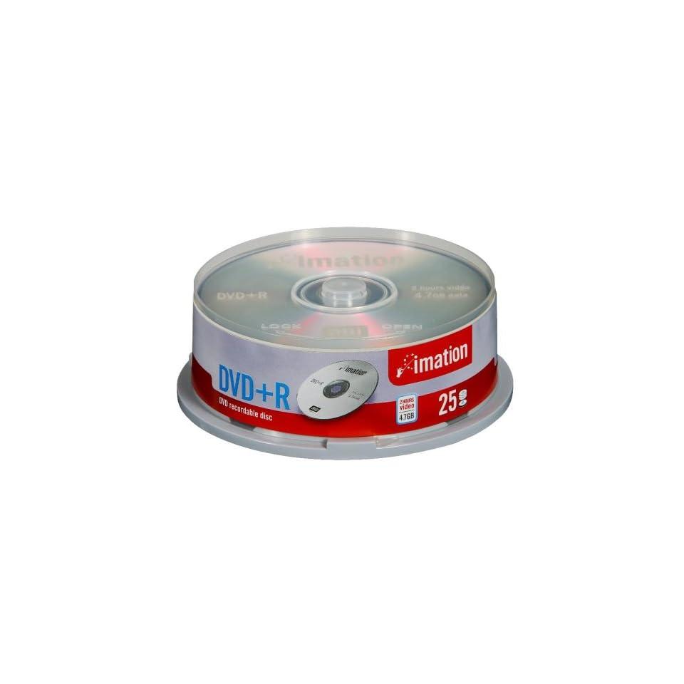 graphic about Printable Dvd Rohlinge called Imation DVD+R 4.7 GB 4x, 25er Spindel DVD Rohlinge upon PopScreen
