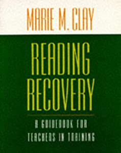 Amazon.com: Reading Recovery (9780435087647): Marie Clay: Books