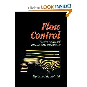 Flow control Mohamed Gad-El-Hak