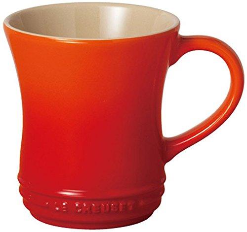 ル・クルーゼ マグカップ S オレンジ 910072-01-09 【日本正規販売品】