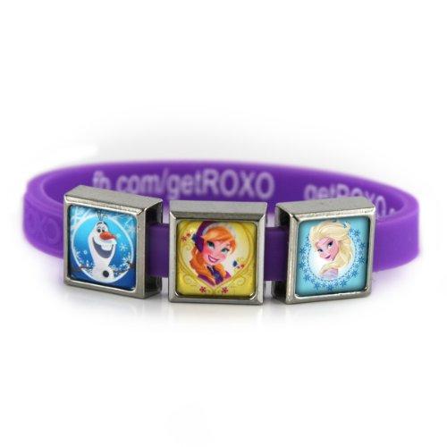 Roxo Disney Frozen 3 Charm Bracelet - 1