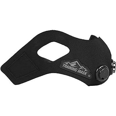 Training Mask 2.0 [Black Out], Elevation Training Mask, Fitness Mask, Workout Mask, Running Mask, Breathing Mask, Resistance Mask, Elevation Mask, Cardio Mask, Endurance Mask For Fitness