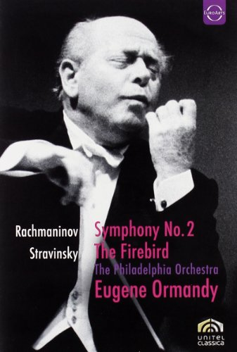 Stravinsky: The Firebird Suite; Rachmaninov: Symphony No.2 (The Philadelphia Orchestra/Eugene Ormandy) [DVD] [1979] [2010]