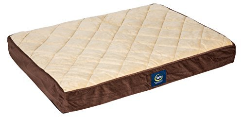 serta-orthopedic-quilted-pillowtop-dog-bed-large-brown-by-serta