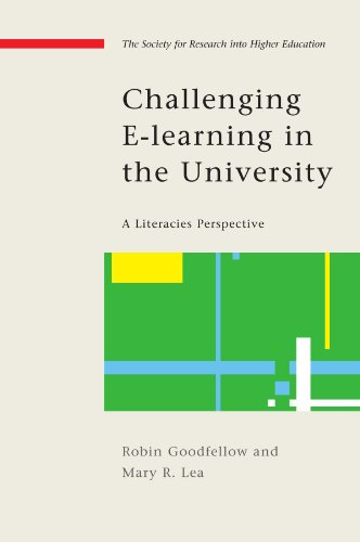 Challenging E Learning in the University (Society for Research Into Higher Education)