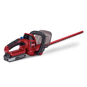 Toro Cordless 24-Inch 24-Volt Lithium-Ion Hedge Trimmer from Amazon.com, LLC *** KEEP PORules ACTIVE ***
