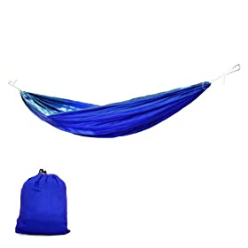 Yes4All Ultra Light Hammocks - Blue color - u00b2CXTPZ