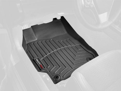 Coverking Front and Rear Floor Mats for Select Buick Lucerne Models Oak 70 Oz Carpet