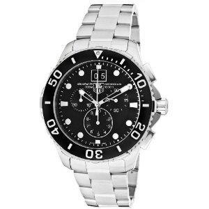 Tag Heuer Aquaracer Mens Chronograph Watch CAN1010.BA0821