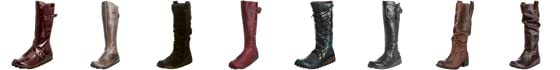 Fly London Women's Mol Leather  Boots