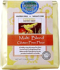 Authentic Foods Multi-Blend Gluten Free Flour 3lb by Authentic Foods