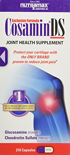 Cosamin DS Joint Health Supplement, Capsules, 210-Count Bottle
