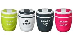 Boite repas isotherme 1 litre - conserve au chaud - lunch box