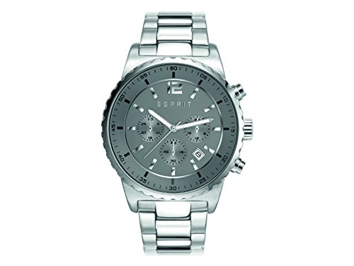 Esprit reloj hombre Theon Silver cronógrafo EW0800/ ES108231001