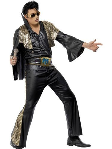Elvis Presley Costume - Taglia Media