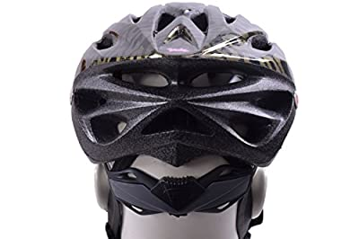 BELL VELA GOLD LEOPARD WOMENS BIKE HELMET LADIES CYCLE 50-57cm MASSIVE DISCOUNT by BELL