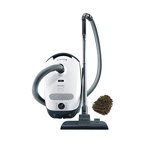 Miele Classic C1 Olympus Canister Vacuum Cleaner (Complete Set) w/ Bonus: Premium Microfiber Cleaner Bundle (Miele Lotus compare prices)