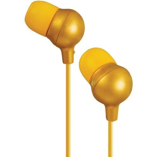 Jvc Hafx30D Headphone, Marshmallow, Orange