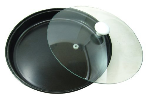 The Perfect Micro Crisper Original Microwave Crisping Pan With Lid #MICDSHLJU06