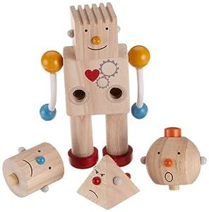 Plan Toys Planpreschool Build A Robot