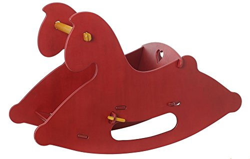 HABA Moover Rocking Horse, Red - 1