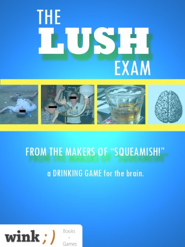 Wink Books and Games - The LUSH Exam