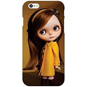 Back Cover For Apple iPhone 6 (Printed Designer)