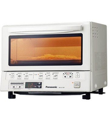 Panasonic Consumer-Flash Xpress Toaster Oven in White from Panasonic Consumer