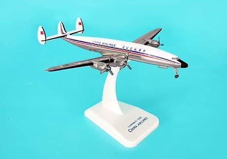 China Airlines L-1049 maquette avion échelle 1:200