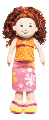 Groovy Girls Reese (2nd series) - Red head