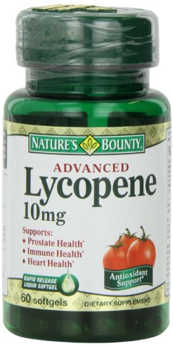凑单品:NATURE'S BOUNTY 自然之宝  Lycopene 番茄红素 10mg*60粒 $6.69(需Coupon)
