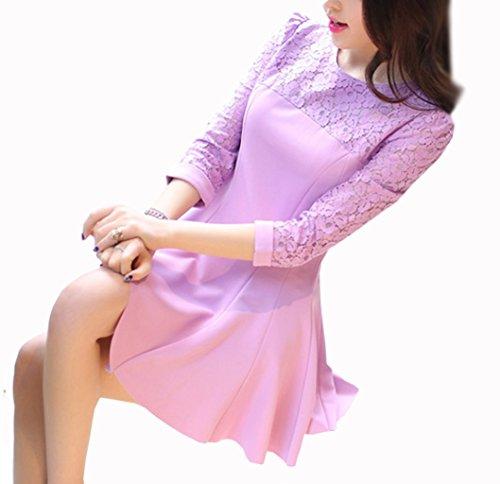 (トレンドバーゲン)ディスカバリー ラディアント・オーキッド ワンピース  / トレンド フォーマルドレス ドレスコードお呼ばれ ウェディングドレス スカート セットアップワンピース ドレス 結婚式
