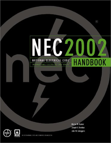 National Electrical Code 2002 Handbook (National Electrical Code Handbook)