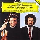Violin Concerto N 1;Violin Concerto N 3