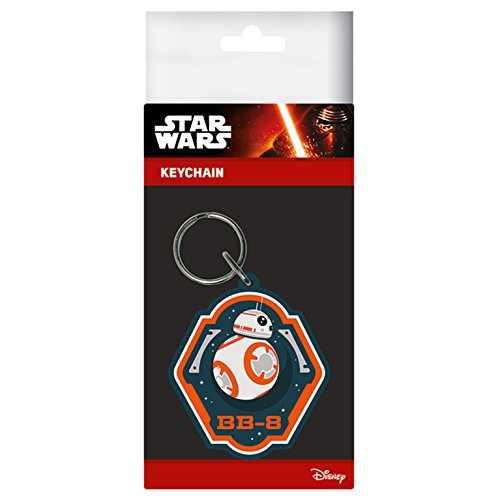 pyramid-international-star-wars-portachiavi-in-gomma-bb8