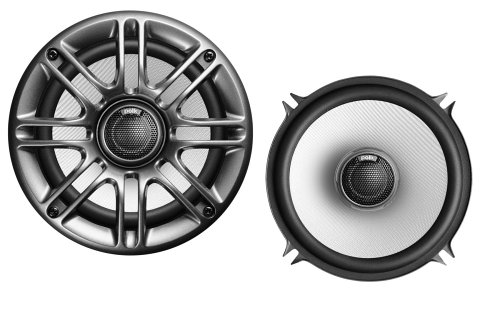 Polk Audio DB 525 5 25-Inch Coaxial Vehicle Speakers Pair BlackB0000AW01H